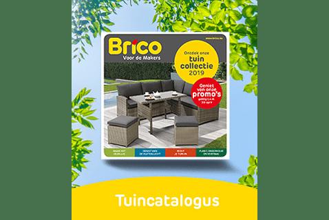 Brico tuincatalogus