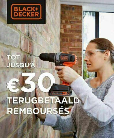 Tot €30 terugbetaald