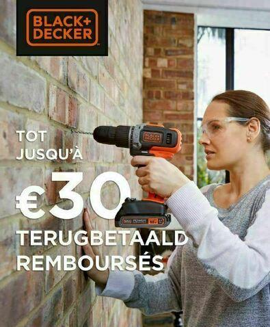 Jusqu'à €30 remboursés