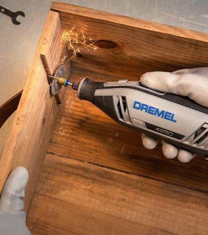 Jusqu'à €30 remboursés à l'achat d'un outil Dremel