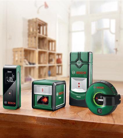 Jusqu'à €20 remboursés à l'achat d'un outil Bosch de mesure
