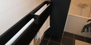 Fabriquer un porte-serviettes pour la salle de bains
