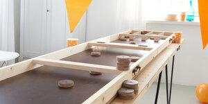 Réaliser un billard hollandais pliable et pratique