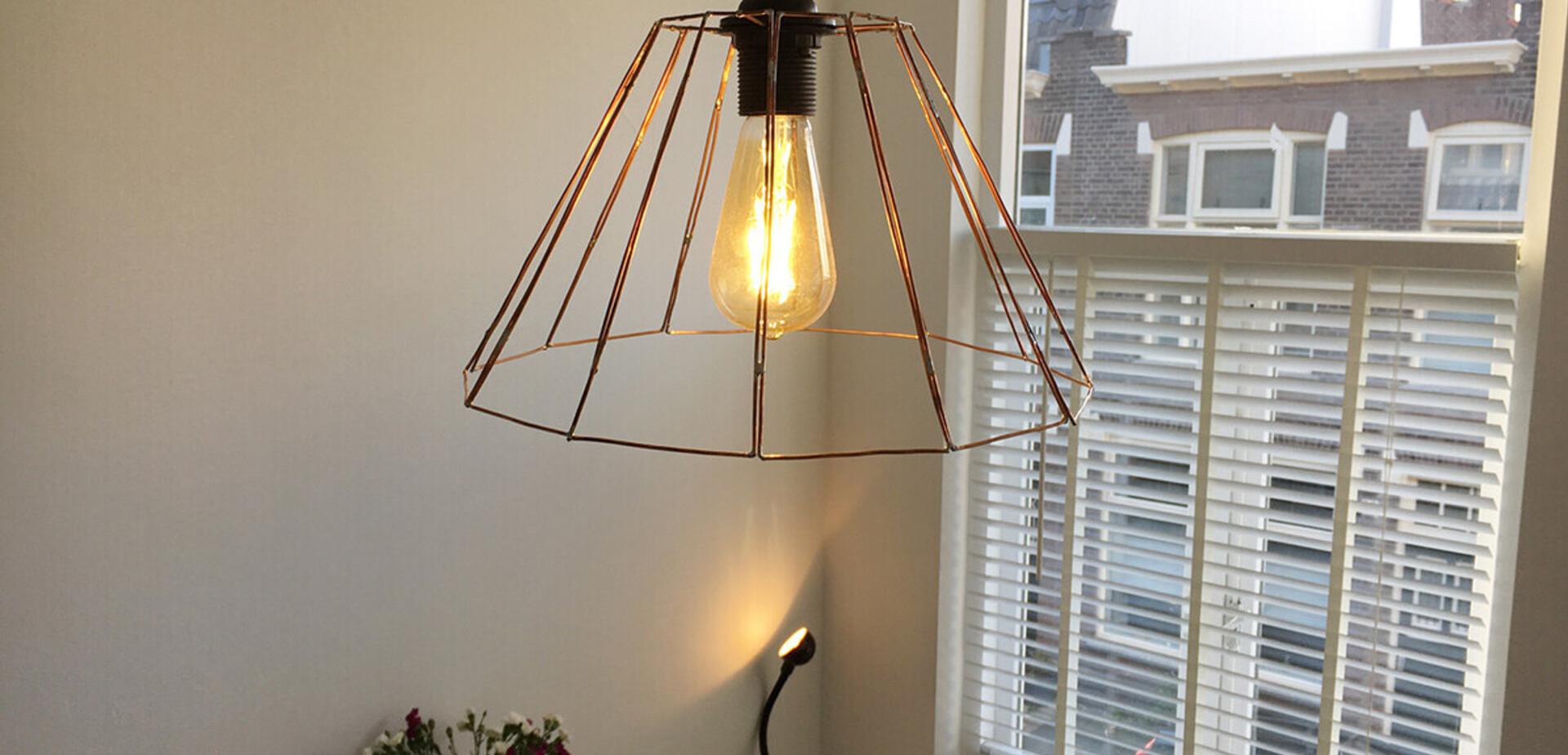 Fabriquer Une Lampe Style Industriel fabriquer une lampe de style industriel (conception de bas