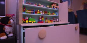 Réaliser un meuble pour enfants