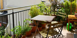 Balkon inrichten: 6 tips voor een stijlvol balkon