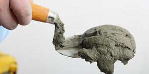 Cement maken