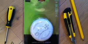 CO-detector bij verwarmingsketel plaatsen