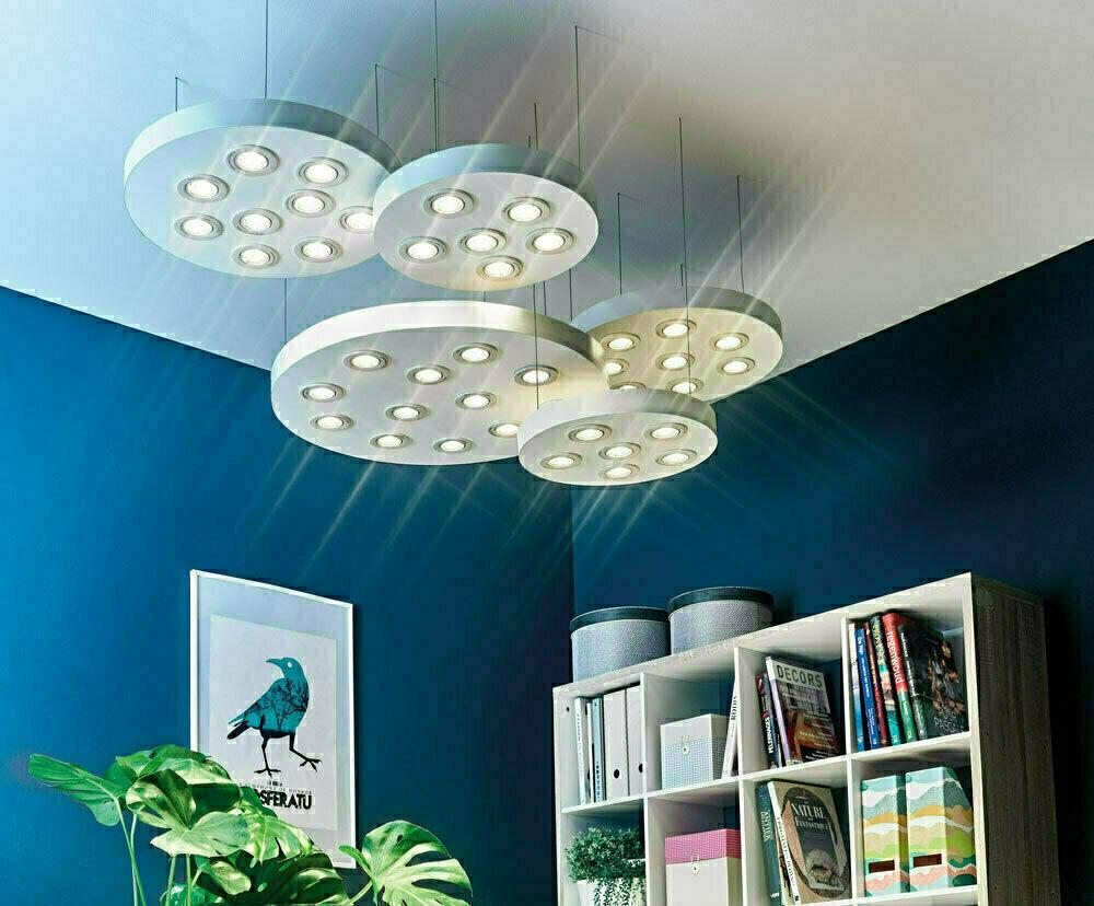 Zelf een hanglamp maken