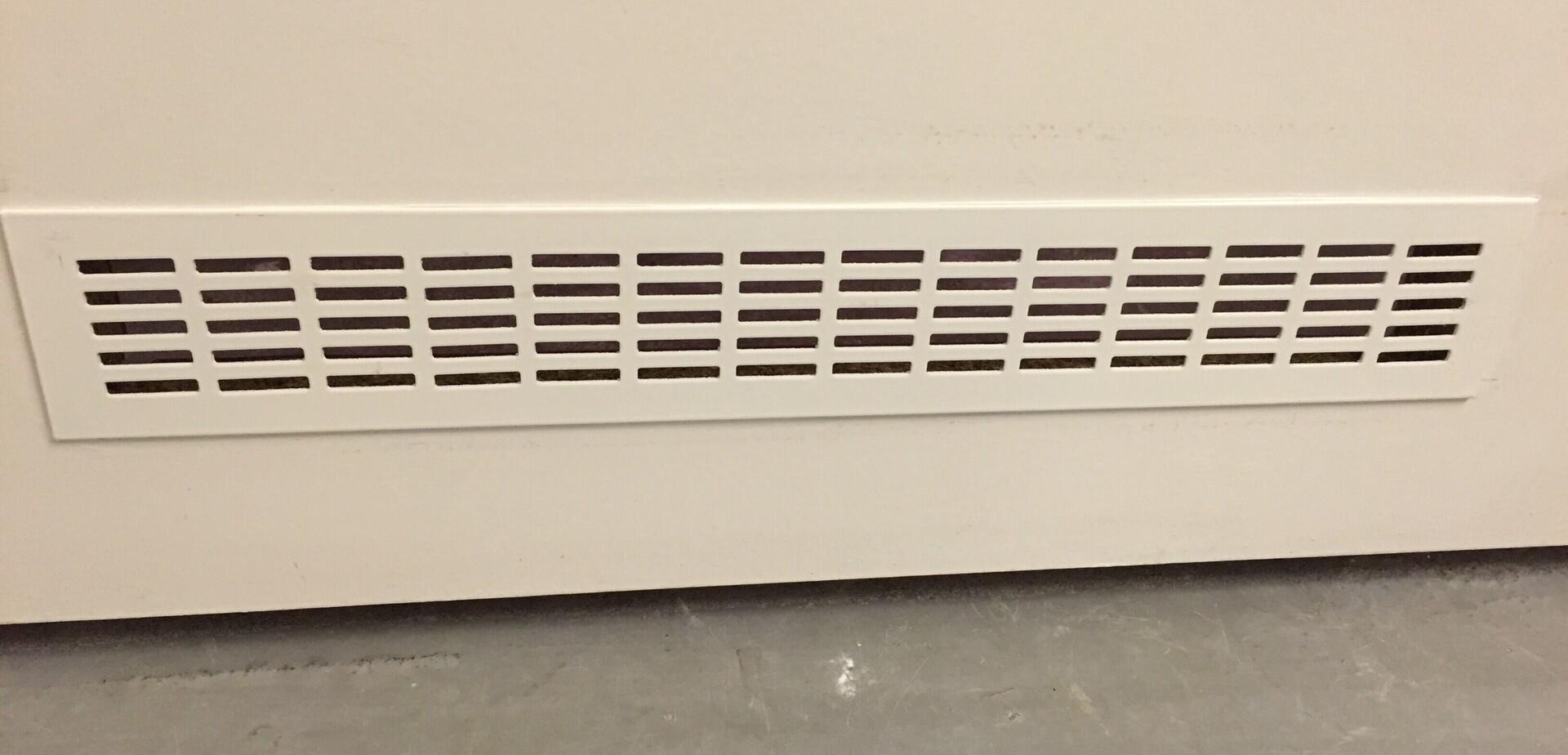 Ventilatierooster In Deur Maken Brico Voor De Makers