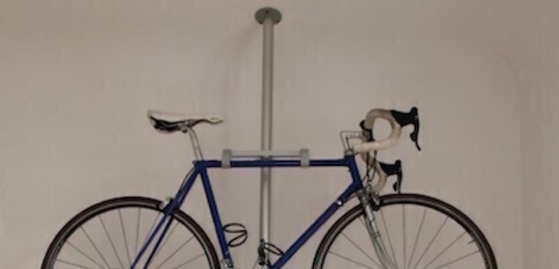Favoriete Ophangsysteem voor de fiets - Brico | Voor de makers UM55