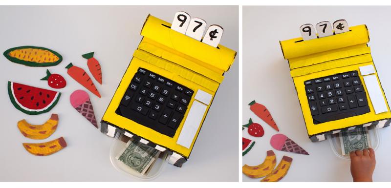 Votre propre caisse enregistreuse