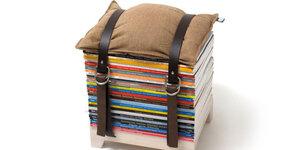 Recyclez vos vieux magazines (idée)