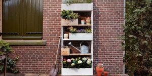 Maak een verticale tuin!