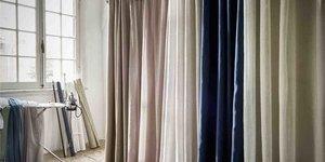 Prendre les mesures de vos rideaux