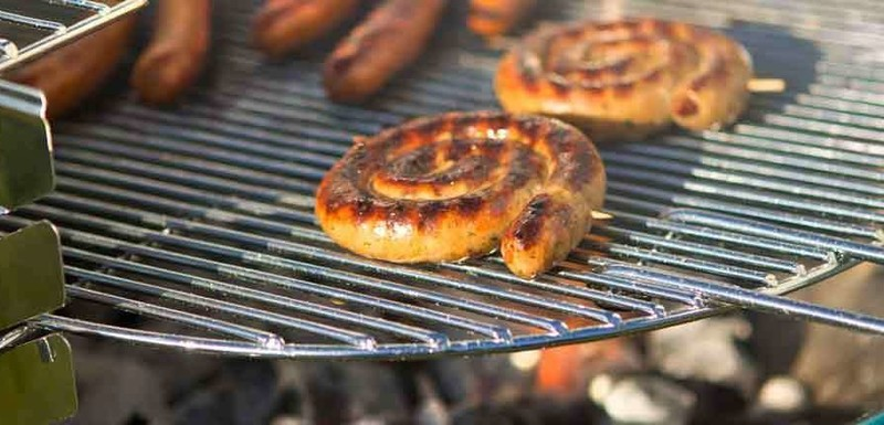 Barbecue veilig!