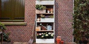Un jardin vertical pour votre terrasse