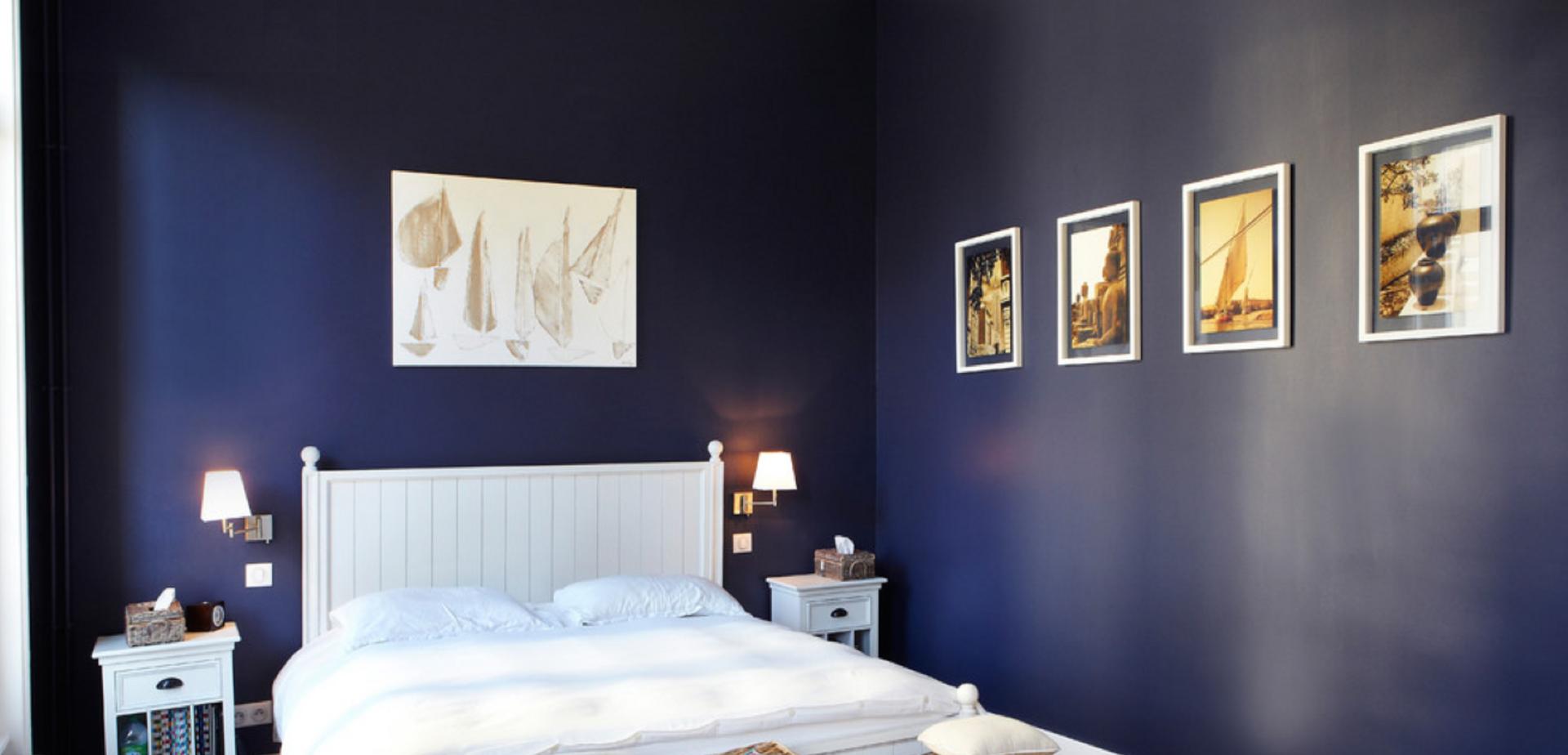 Couleur Des Chambre A Coucher couleurs pour la chambre à coucher | Étape par étape | brico.be