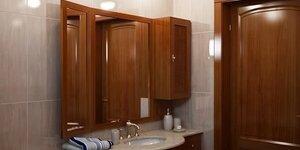 Solution pour une petite salle de bain