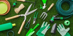 Onderhoud van tuingereedschap