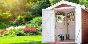Choisir et entretenir un abri de jardin