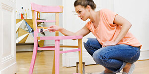 Je meubels schilderen