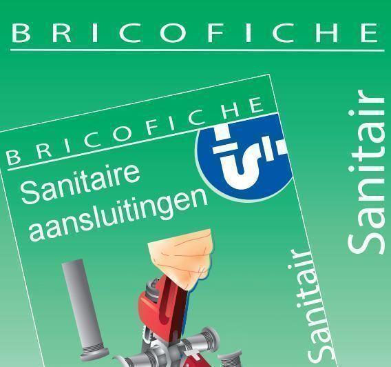 Bricofiche: sanitair aansluiten