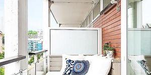 3 manieren om je balkon op te fleuren