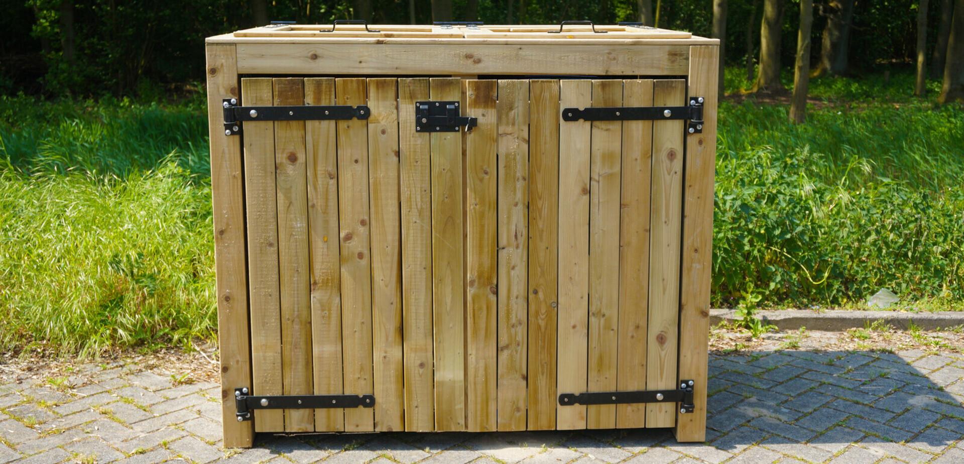 Maak Je Eigen Afvalcontainer Brico Voor De Makers