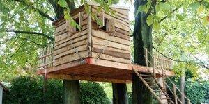 Construisez votre propre cabane