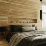 Haal Scandinavië in huis met houten wanden