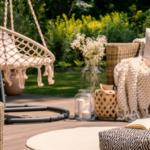 Mobilier de jardin: les 5tendances de la saison