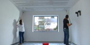 Klustip: Je plafond verven