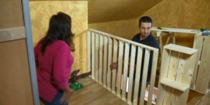 Klustip: Een trapleuning maken