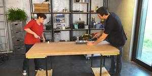 Klustip: Tips om hout te verven