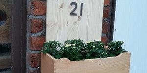 Conseil-bricolage: Nouveau numéro de maison