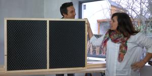 Conseil-bricolage: Panneaux acoustiques