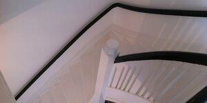 Peindre les marches d'un escalier