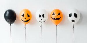 Halloweendecoratie maken