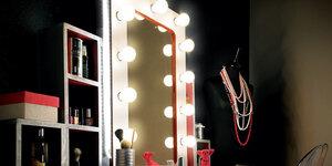 Un miroir de star