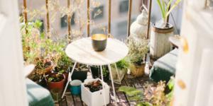 Comment aménager un petit balcon?