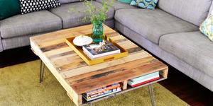 6 toffe dingen die je in huis maakt van steigerhout