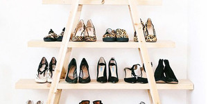 7 rangements à chaussures originaux (à réaliser vous-même !)