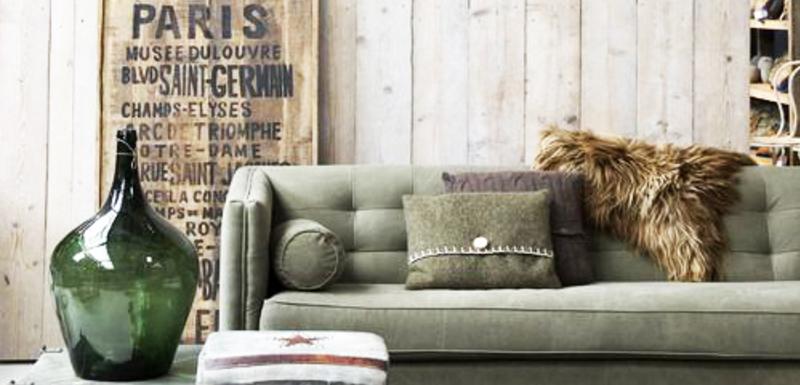 6 objets d'intérieur à réaliser en bois d'échafaudage