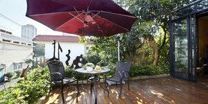 Een parasol voor je terras of balkon kiezen: onze tips