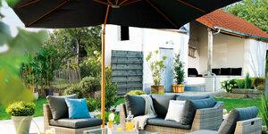 Aide à la décision: le meilleur parasol pour votre jardin