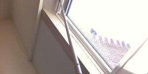 Canne pour fenêtre de toit Velux (ASTUCE)