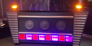 DJ booth maken