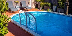 Zelf een houten zwembad plaatsen? Stap voor stap
