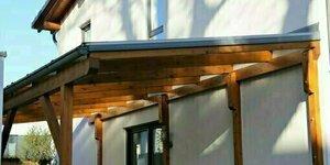 Pas à pas: construisez votre propre auvent en bois